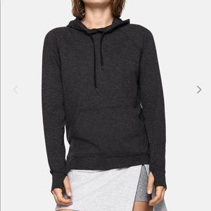 Outdoor Voices Charcoal Cloudknit Hoodie XL